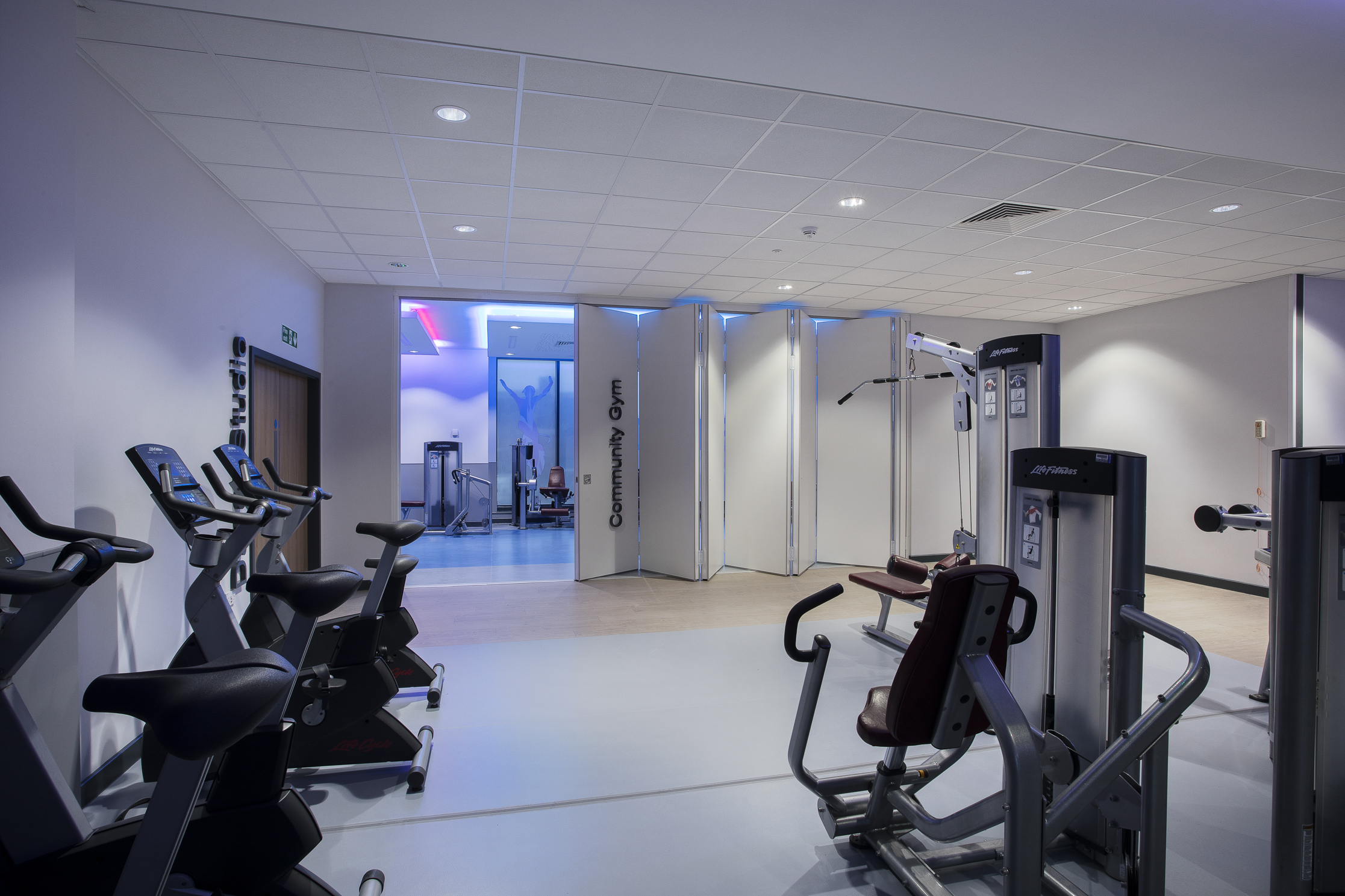 Gym Open