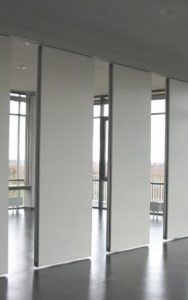 Staggered Movable Walls