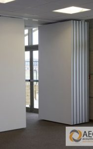 Movable Walls at AEG Partitions