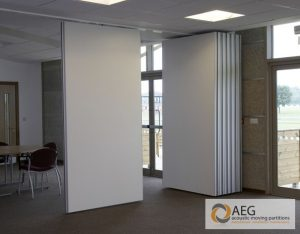 AEG Movable Walls Opening