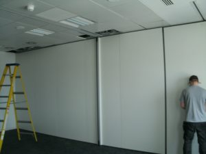 Fitting New Movable Walls