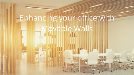 Enhancing your office with Movable Walls