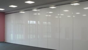 Movable Walls with Shine