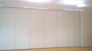 Angle of Closed Teachwall 100
