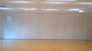 Closed Teachwall 100