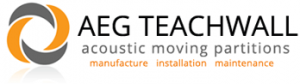 AEG Teachwall - Acoustic moving partitions