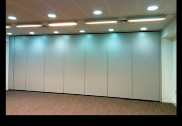 Conference Centre Movable Wall