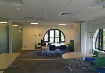 Bambridge Office teachwall 200