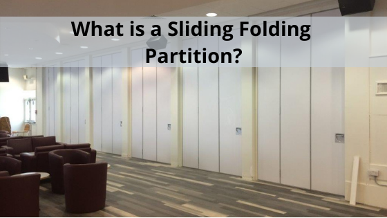 What is a Sliding Folding Partition?